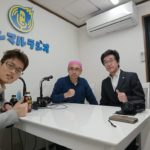 埼玉の探偵員種lとラジオ収録
